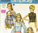 Simplicity 8594