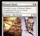 Kitsune Mystic // Autumn-Tail, Kitsune Sage