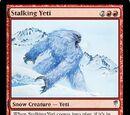 Stalking Yeti