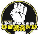 URWL Popular Demand 2008