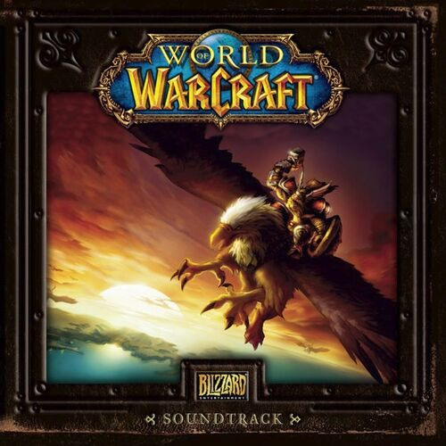 World of Warcraft Cover World of Warcraft Soundtrack
