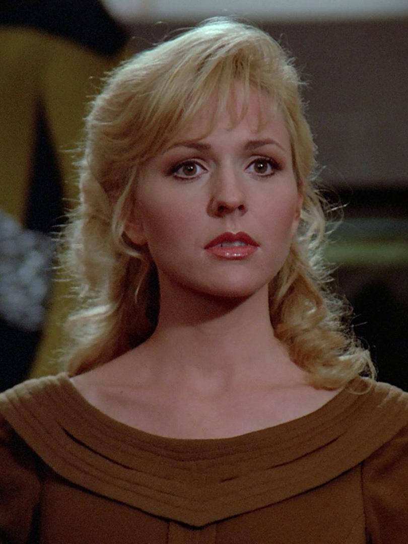 Barbara Alyn Woods – Memory Alpha, das Star-Trek-Wiki