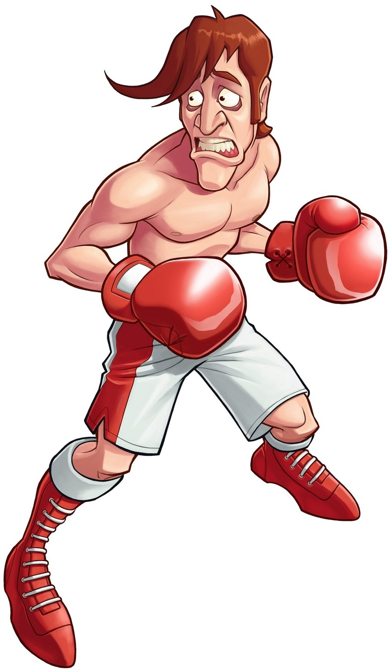 Punch Out Wii Soda Popinski : Glass joe punch out wiki wikia