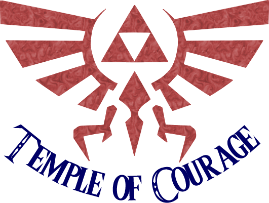 zeldapedia temple of courage