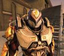 ARM Captain's Powered Assault Armor