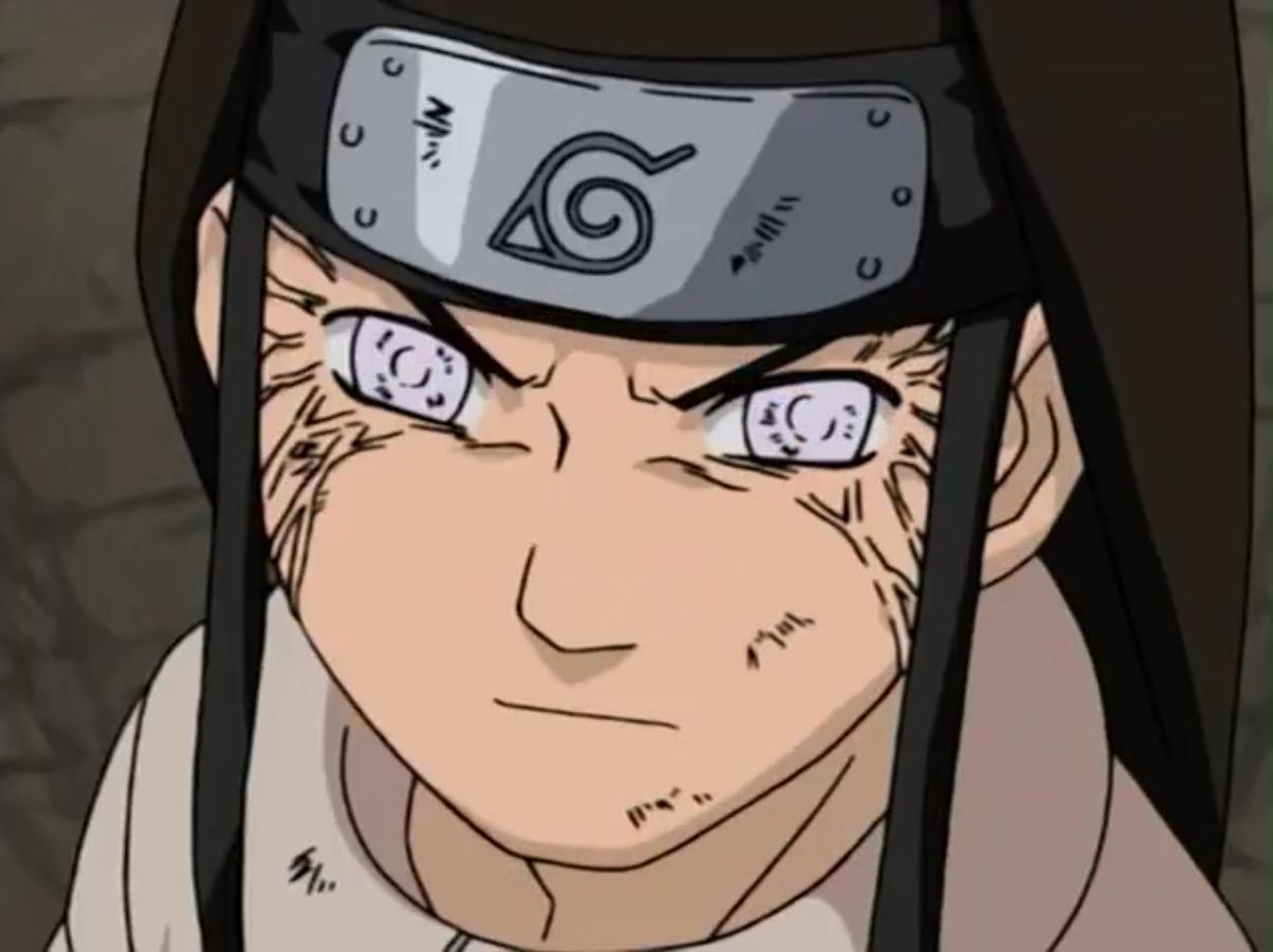 Naruto neji