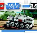 20006 Mini Clone Turbo Tank