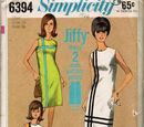 Simplicity 6394 A