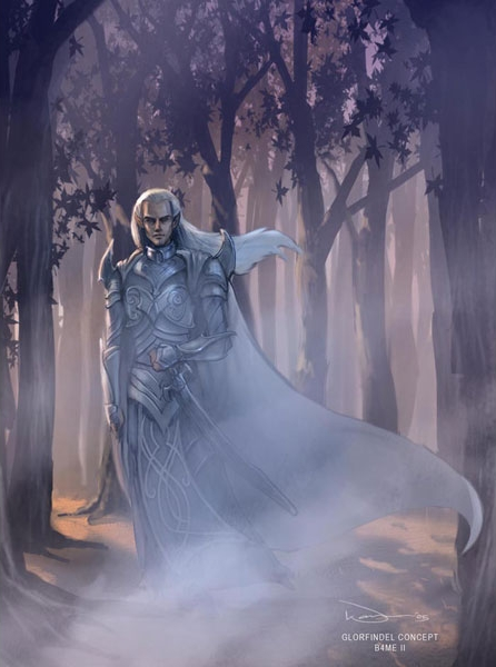 Lord Of The Rings Grey Elves