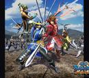 Sengoku Basara: Battle Heroes Images