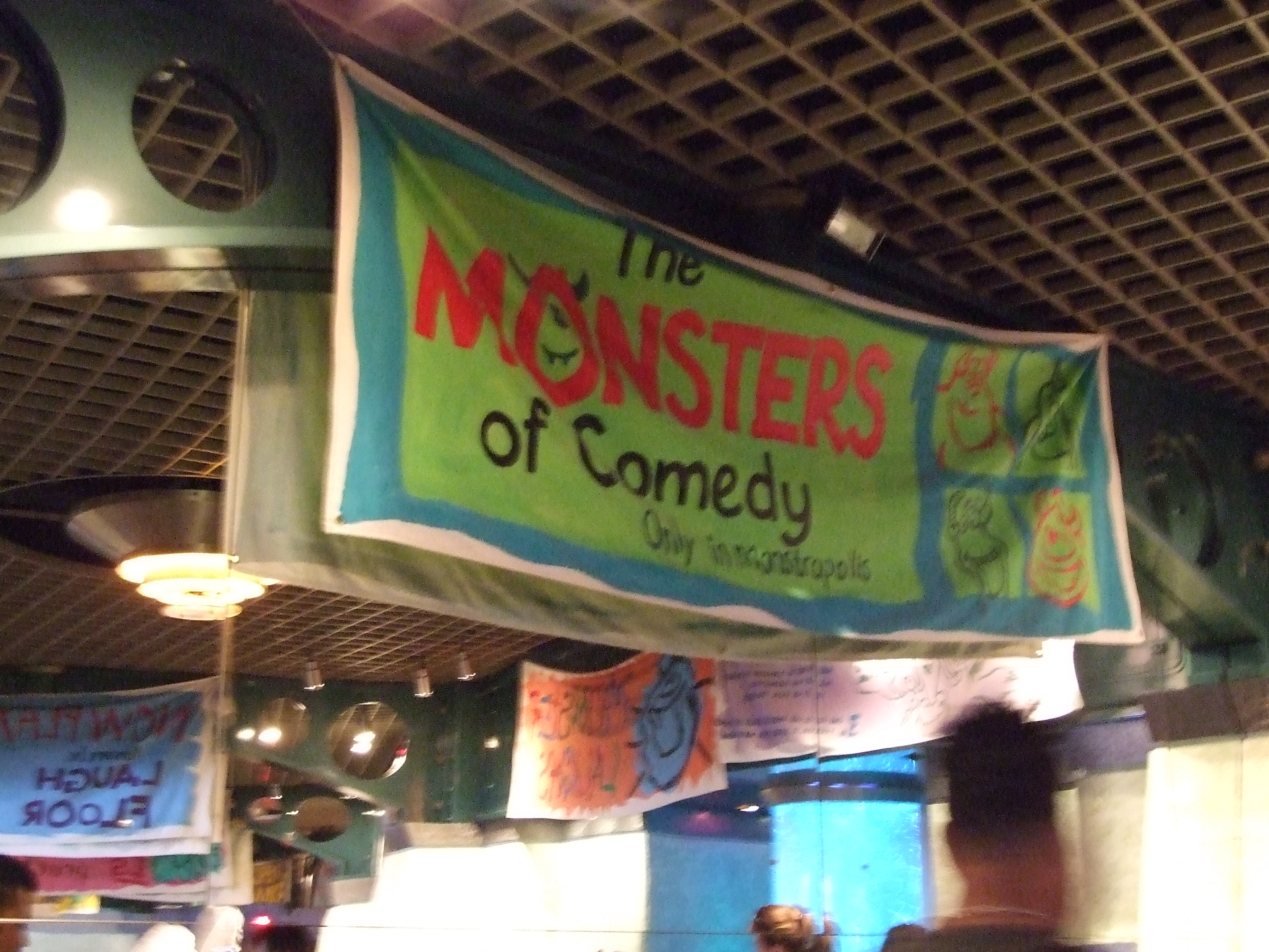 Monsters Inc Laugh Floor Disneywiki