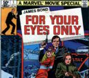 James Bond For Your Eyes Only Vol 1