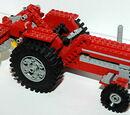 851 Farm Tractor