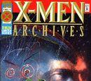 X-Men Archives Vol 1