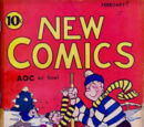 New Comics Vol 1 3