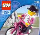 1196 Racing Cyclist
