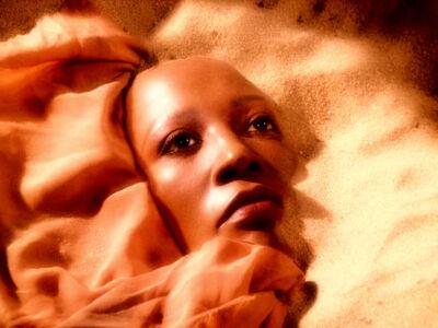 Das Gesicht im Sand