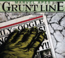 Marvel Apes: Grunt Line Special Vol 1 1