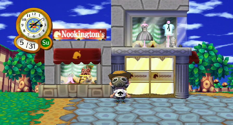 Tom Nook S Store Animal Crossing Wiki