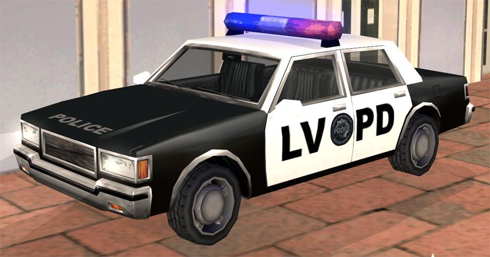 File history  Gta San Andreas Police Cars
