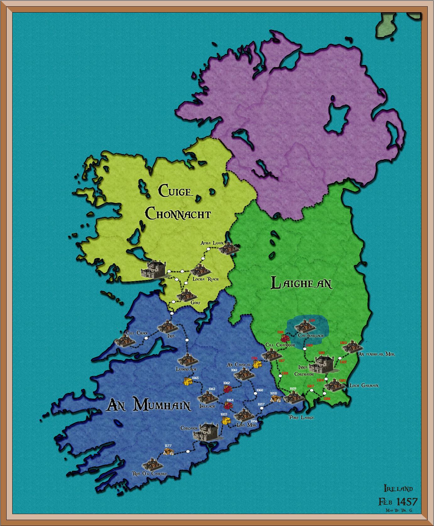 Image - Map of Eire 1457 02.jpg - Renaissance Kingdoms