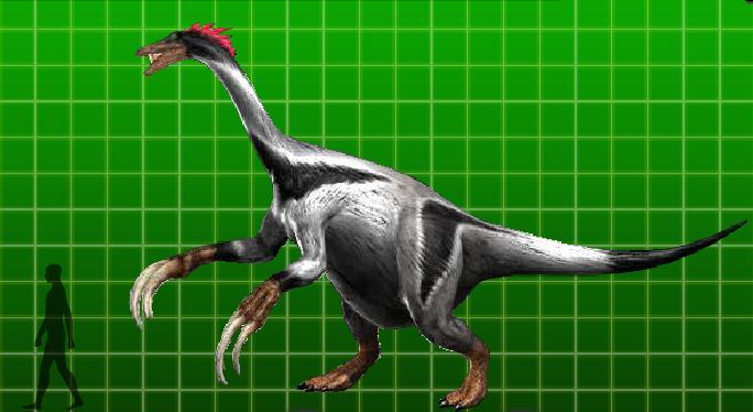 Therizinosaurus - Dinosaur King
