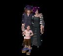 Familles de Les Sims 3