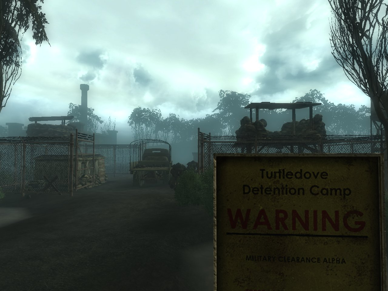 ... Detention Camp - The Fallout wiki - Fallout: New Vegas and more