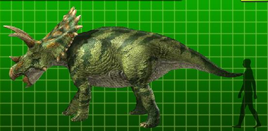 Anchiceratops dinosaur king - Dinausaure king ...