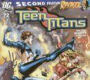 Teen Titans Vol 3 72
