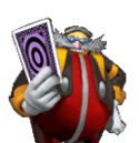 Eggman Nega with a card.png