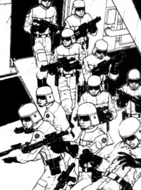 Imperial Trooper Deployment