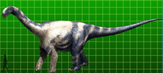 Jobaria - Dinosaur King