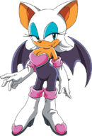 Rouge the Bat (Sonic X)