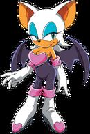 Rouge the Bat (Sonic X)