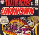 Challengers of the Unknown Vol 1 77
