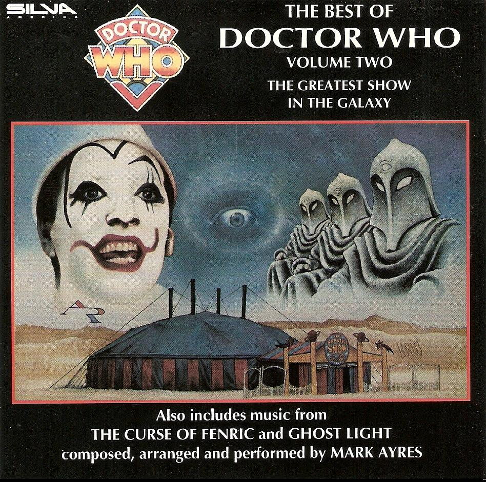 Mark Ayres Doctor Who: Ghost Light
