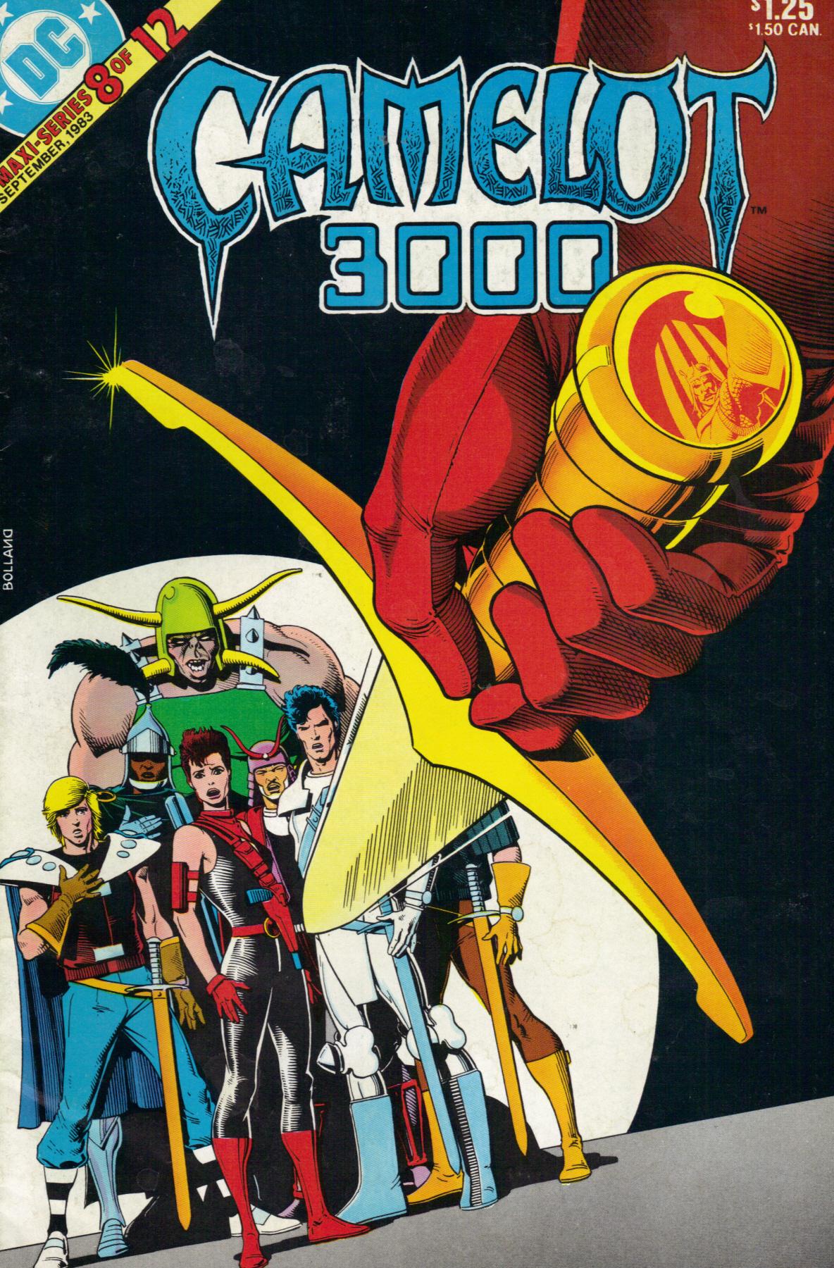 Camelot 3000 Vol 1 8 Dc Comics Database