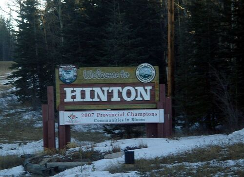 Hinton (AB) Canada  city photos : Hinton Alberta