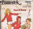 Butterick 5909