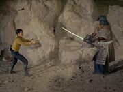 Sulu gegen den Samurai