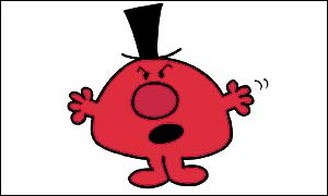 Mr Rude Mr Men Wiki