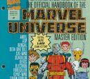 Official Handbook of the Marvel Universe Master Edition Vol 1 27