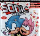 Sonic the Comic Issue 75