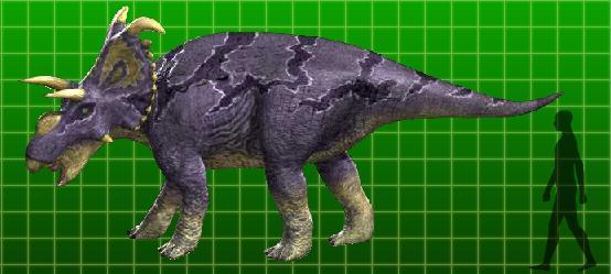 Albertaceratops - Dinosaur King  Albertaceratops...