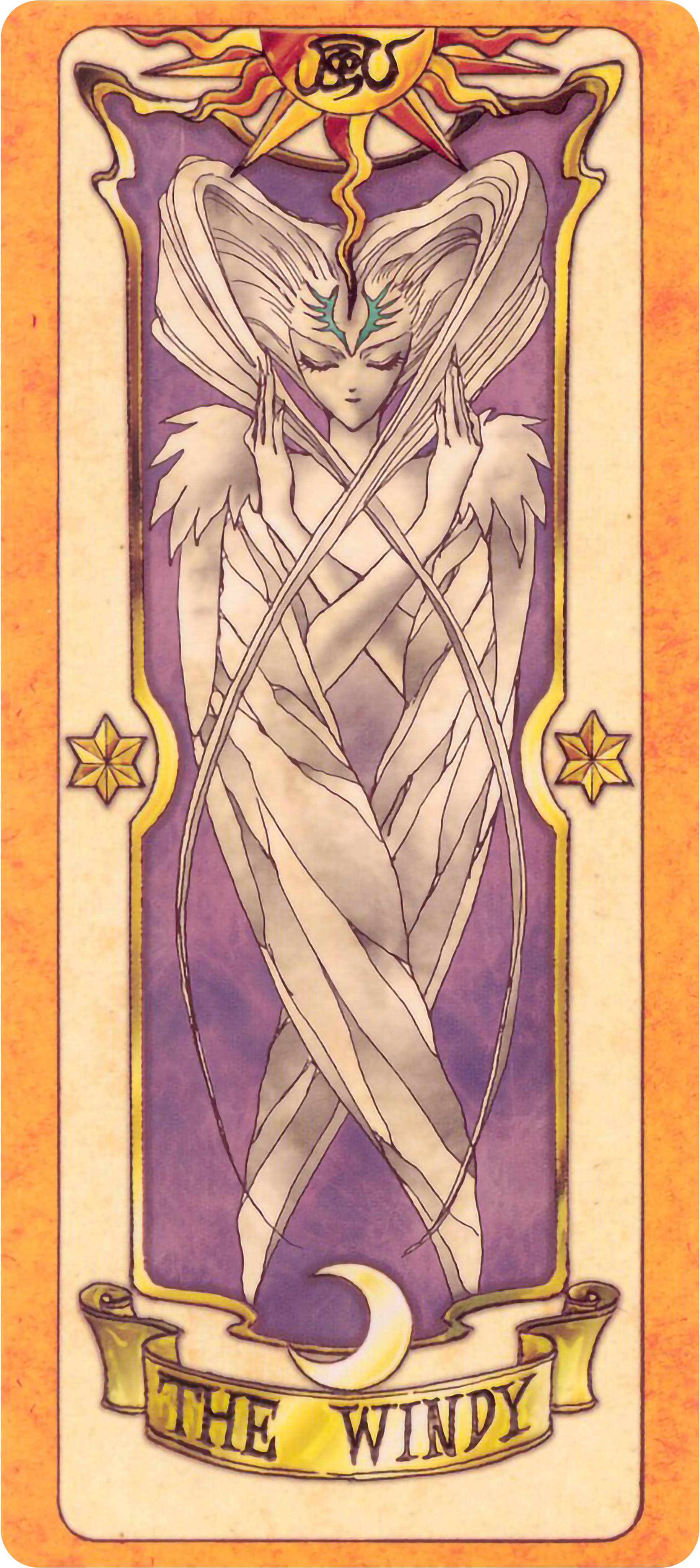 ✖ The Clow Cards ✖ Viento