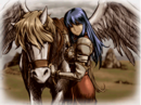 Shiida and her pegasus.png