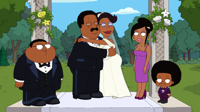 Brown Family - The Cleveland Show Wiki - Seth MacFarlane's New Series