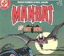Man-Bat vs. Batman Vol 1 1