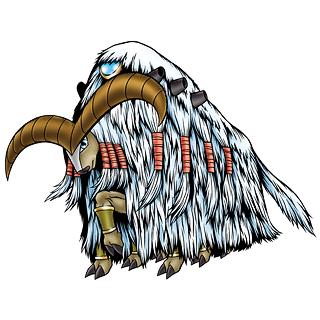 AncientMegatheriummon - DigimonWiki